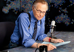 In View Series Hosted by Larry King Profiles the Beauty of Service to One's Country